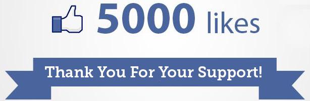 Suntem 5000!