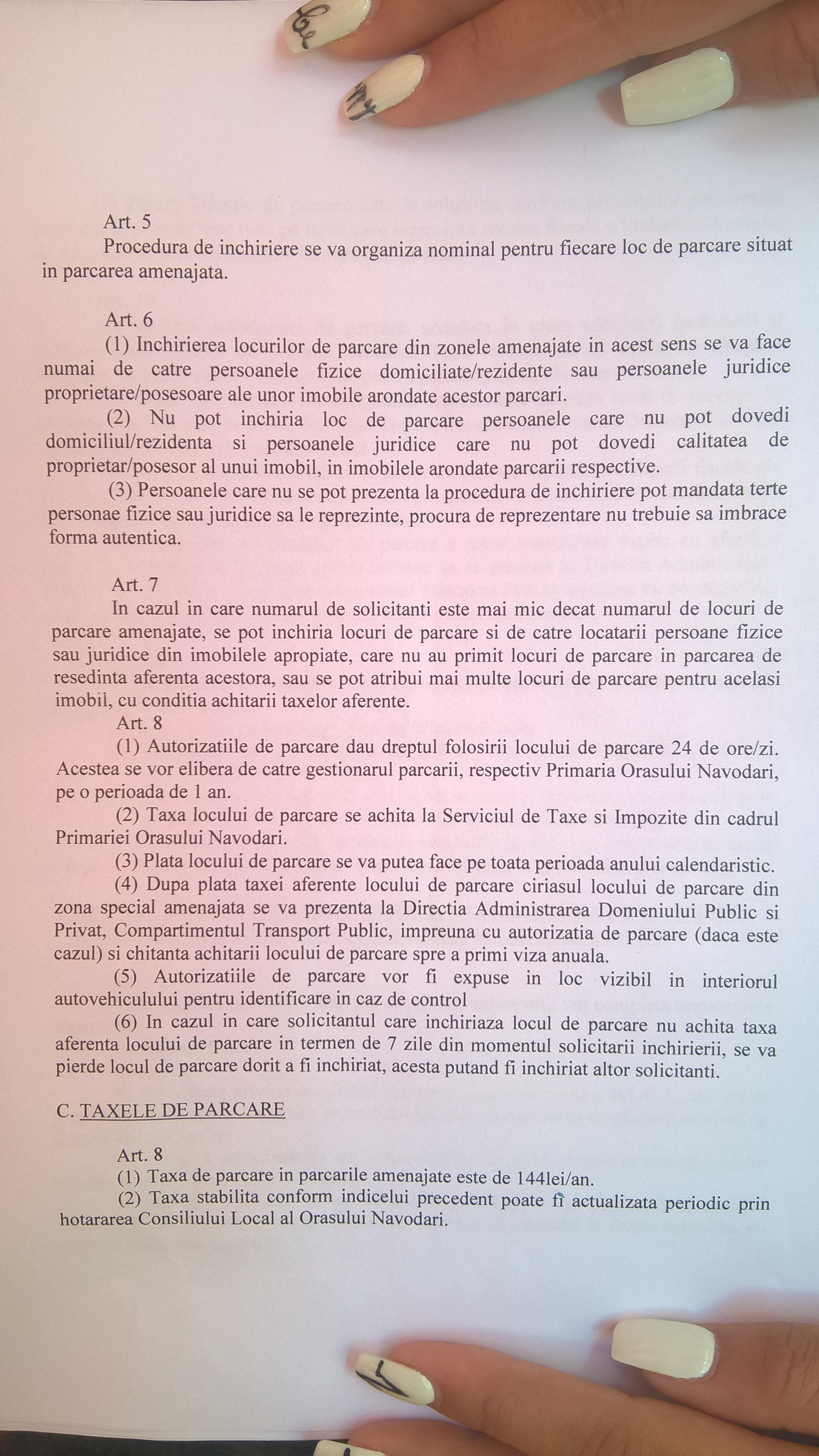 regulament parcari navodari2