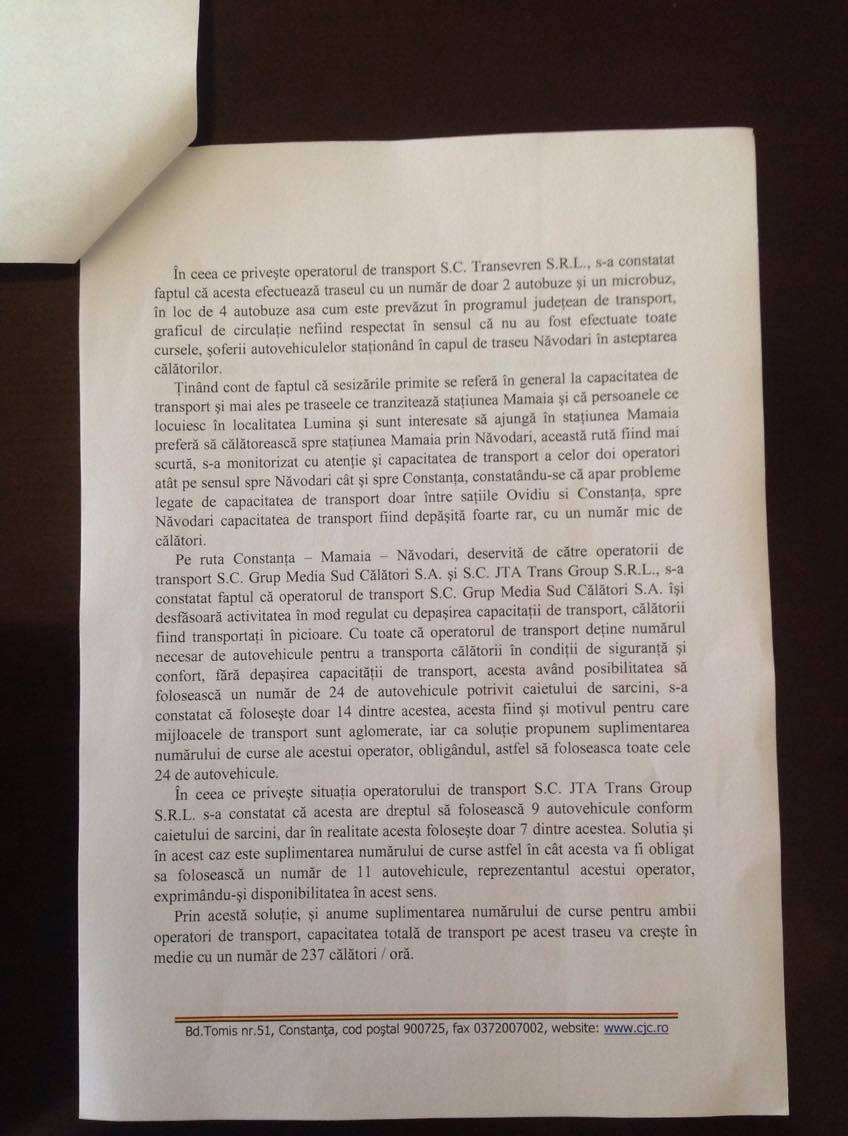 Raport informare CJC 2