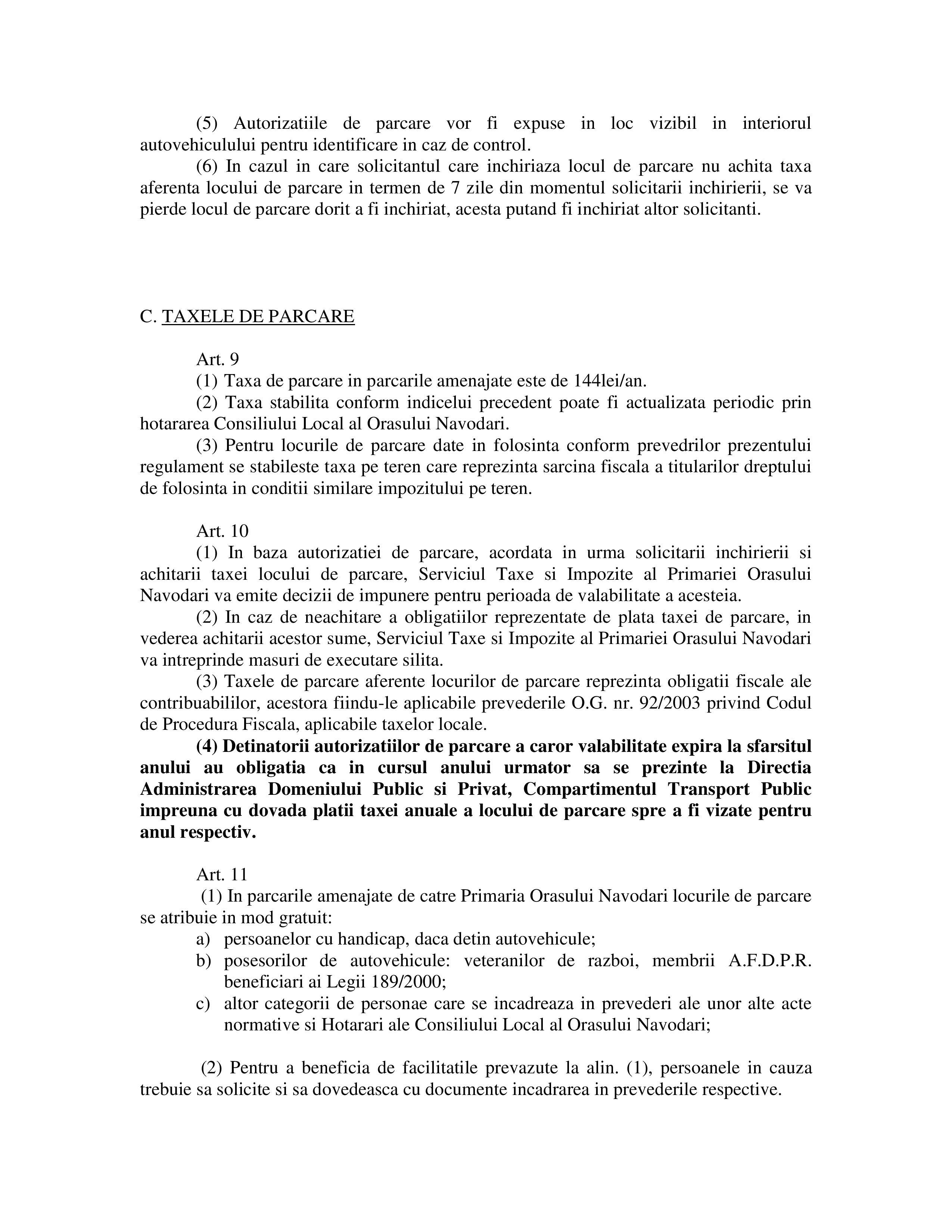 REGULAMENT LOCURILE DE PARCARE-page-003