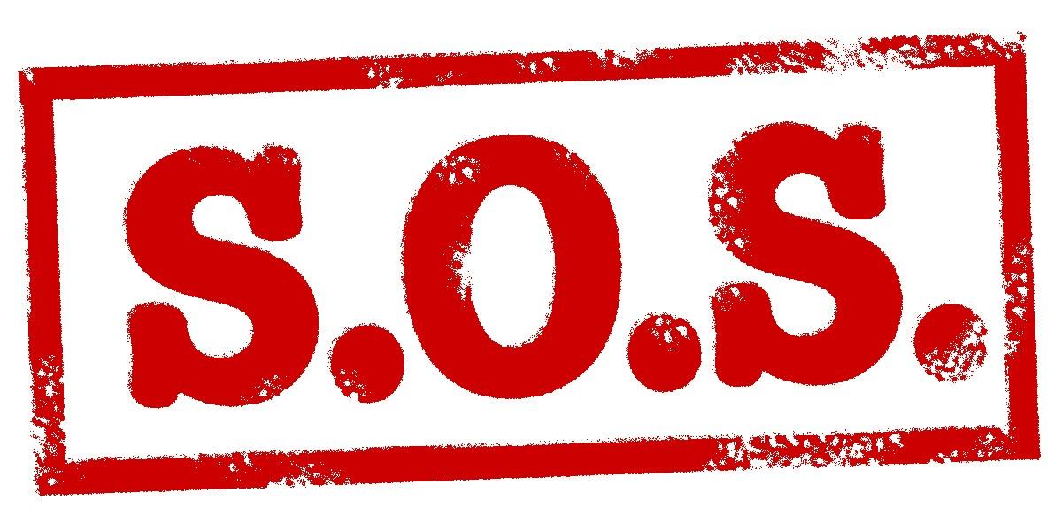 Mesaje SOS rapide de pe telefoanele mobile